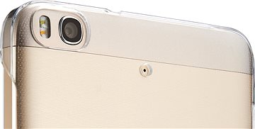ALCATEL POP 4 (6) Back Cover Clear - Rear Cover | Alza co uk