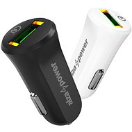 AlzaPower Car Charger X310 Quick Charge 3.0, White - Car Charger