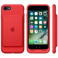 iPhone 7 Smart Battery Case - RED - Mobile Case