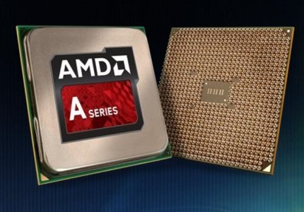 The AMD A-series processor