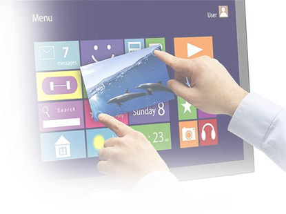How to choose a touch screen