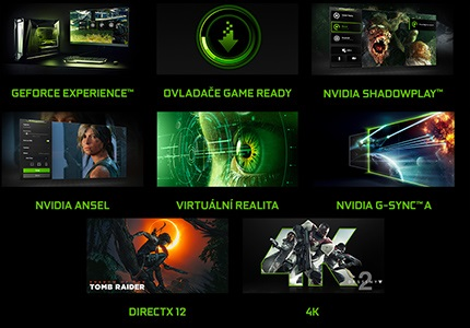 GeForce RTX technology