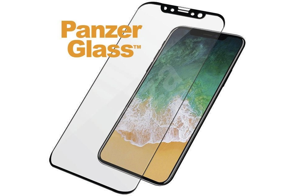 PanzerGlass protects the display