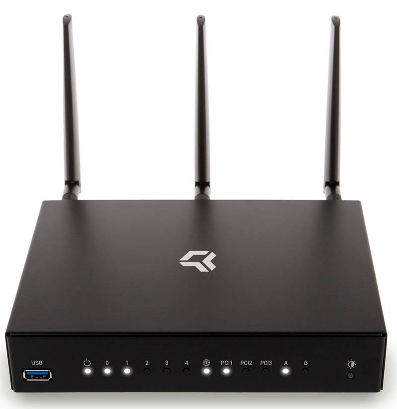Turris Omnia Wifi Router Can Function as a DLNA, Print and Virtual Server