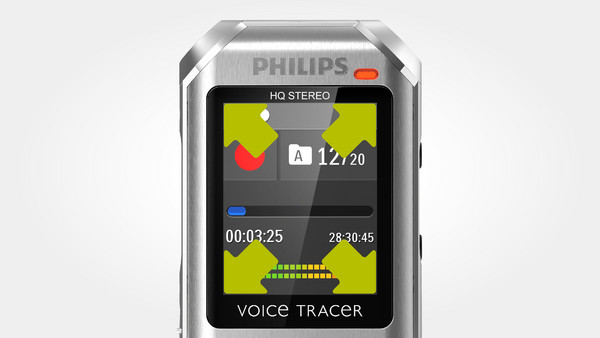 Philips DVT4000 silver