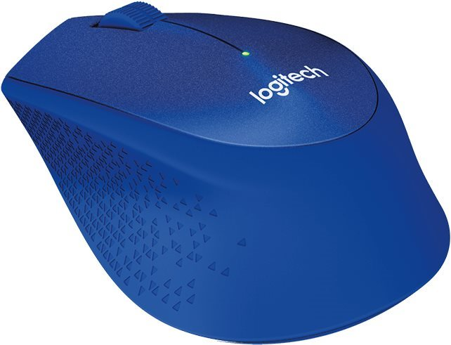 Silent wireless mouse