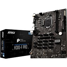 MSI H310-F PRO - Motherboard