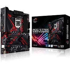 ASUS ROG STRIX B360-H GAMING - Motherboard