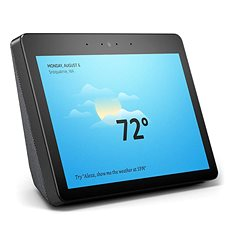 Amazon Echo Show 2nd Generation Charcoal - Voice Assistant
