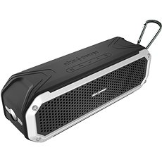 AlzaPower RAGE R2 silver - Bluetooth speaker