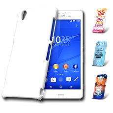 Skinzone customised design Snap for Sony Xperia Z3 - Protective case in MyStyle