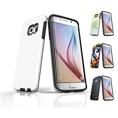 Skinzone custom style Tough for Samsung Galaxy S6 edge - Protective case in MyStyle