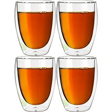 BANQUET Glass double-skinned DOBLO 350ml - Glass Set