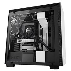 NZXT H700i white - PC Case