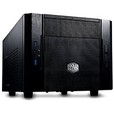 Cooler Master Elite 130 Black - PC Case