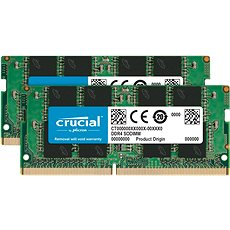 Crucial SO-DIMM 16GB KIT DDR4 2400MHz CL17 Single Ranked x8 - System Memory