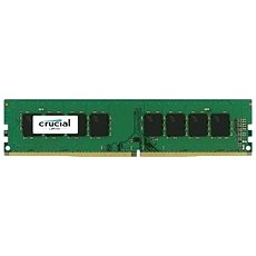 Crucial 8GB DDR4 2400MHz CL17 Single Ranked x8 - System Memory