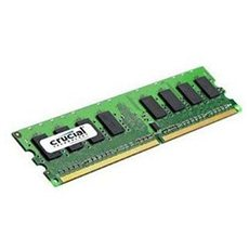 Crucial 8GB DDR3 1600MHz CL11 ECC Unbuffered - System Memory