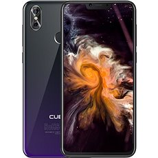 Cubot P20 Purple - Mobile Phone