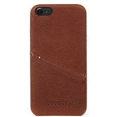 Decoded Leather Case Brown iPhone 7/8 - Mobile Case