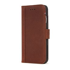 Decoded Leather Wallet Case Brown iPhone 7/8 - Protective Case