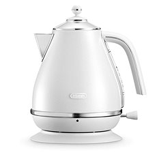 DeLonghi Icona Elements KBOE 2001.W - Rapid Boil Kettle