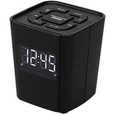 Denver CR-918 Black - Radio Alarm Clock