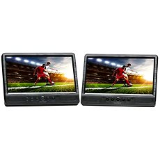 Denver MTW-1085TWIN - Portable DVD-Player