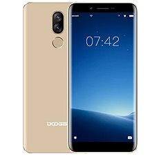Doogee X60L Dual SIM 16GB Gold - Mobile Phone