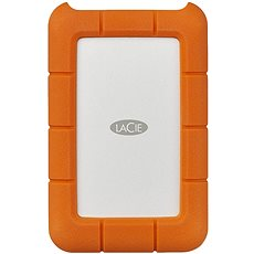 """LaCie 2.5"""" Rugged 2TB + 2-year SRS Rescue - External hard drive"""