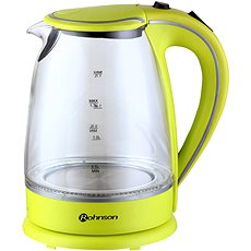 Rohnson R-772 green - Rapid Boil Kettle