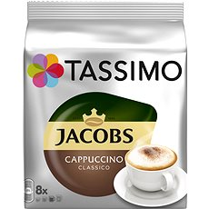 TASSIMO Jacobs Krönung Cappuccino 264g - Coffee Capsules