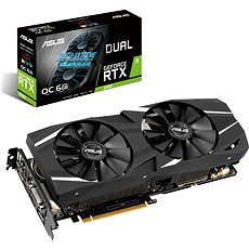 ASUS Dual GeForce RTX2060 O6G - Graphics Card