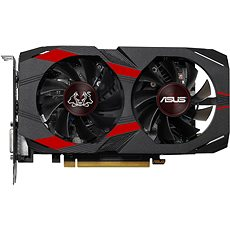 ASUS CERBERUS GeForce GTX 1050TI O4G - Graphics Card