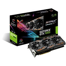 ASUS STRIX GAMING GeForce GTX 1060 6GB - Graphics Card