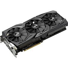 ASUS STRIX GAMING GeForce GTX 1060 A6G - Graphics Card