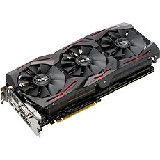 ASUS ROG STRIX GAMING RX VEGA 64 O8G - Graphics Card