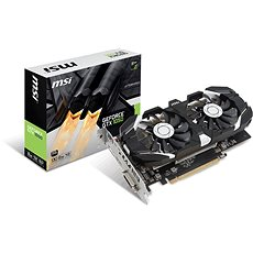 MSI GeForce GTX 1050 2GT OCV1 - Graphics Card