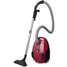 Electrolux EPF61RR - Bagged vacuum cleaner