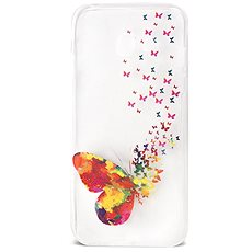 Epico Spring Butterfly for Samsung Galaxy A3 (2017) - Mobile Case