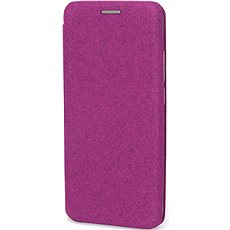 Epico Cotton Flip for Honor 10 - Pink - Mobile Phone Case