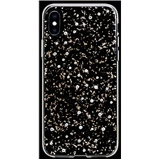 Bling My Thing Milky Way Pure Brilliance for Apple iPhone XS Max Transparent - Mobile Case