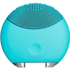 FOREO LUNA Mini facial cleansing brush, Turquiose Blue - Cleaning Kit