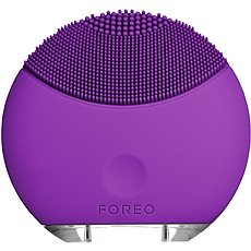 FOREO LUNA Mini facial cleansing brush, Purple - Cleaning Kit
