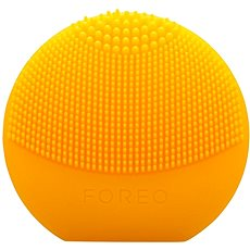 FOREO LUNA play facial cleansing brush, Sunflower Yellow - Cleaning Kit
