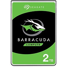 Seagate BarraCuda Laptop 2TB - HDD