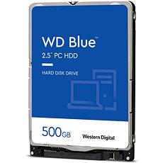 WD Blue Mobile 500GB - Hard Drive