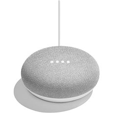 Google Home Mini Chalk - Voice Assistant