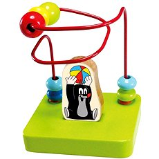 Bino Motorised 3D labyrinth - Mole - Educational toy