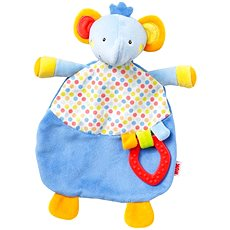 Nuk Pool party - Deck with Elephant babe - Plush Toy